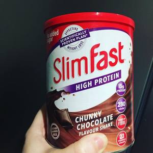 每罐仅售£5Slimfast 英国最火爆减肥代餐奶昔 健康塑形迎夏天