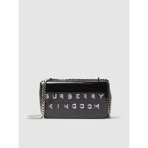 Burberry最后一个!Kingdom Logo 链条包
