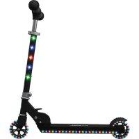 兒童帶LED燈滑板車