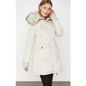 BCBGMAXAZRIAGiselle Anorak Hooded Jacket