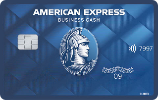 Earn 2% cash back on all eligible purchases on up to $50,000 per calendar year, then 1%. Terms ApplyAmerican Express® Blue Business Cash Card