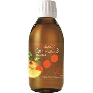 橙子味 液体 DHA+ Omega-3