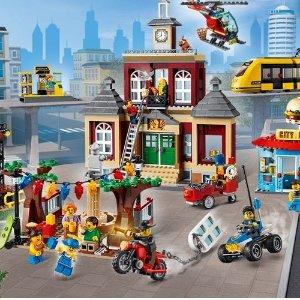 城市组 次旗舰产品到新品上市:LEGO官网 九月一日新品尽掌握,不止有哈利波特