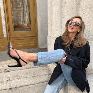 低至4折 €49收BV平替凉鞋Steve Madden 好莱坞女星最爱的凉鞋 价格可爱 可盐可甜
