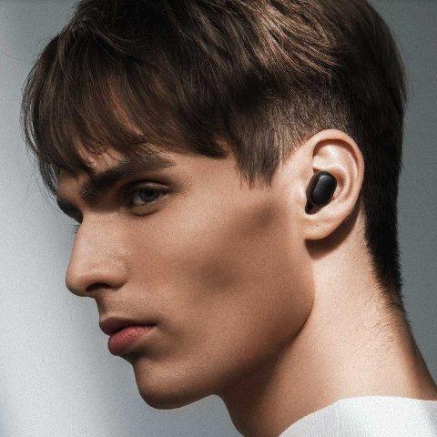 Redmi AirDots 小米蓝牙耳机 自动秒连拿起来就能用