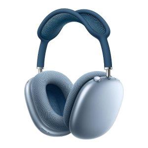 AppleAirPods Max无线蓝牙降噪耳机-天蓝色
