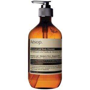 AesopGeranium Leaf Body Cleanser Gel 500ml