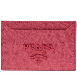 45折起 封面粉粉PRADA卡包大牌捡漏:PRADA卡包钱包,迪奥+BV墨镜,Fendi手包等热卖