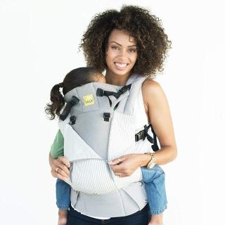 LÍLLÉbaby The Complete All Seasons SIX-Position 360 Ergonomic Baby & Child Carrier