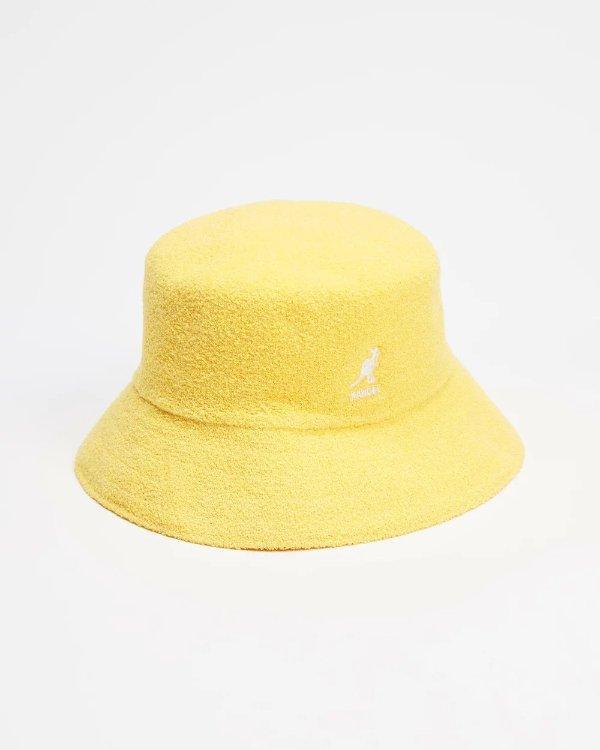 Bermuda 鹅黄渔夫帽