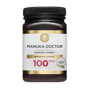 Manuka Doctor100 MGO蜂蜜 500g