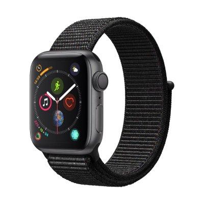 Apple Watch Series 4 GPS - 44mm - Sport Band - Aluminum Case - Walmart.com智能手表