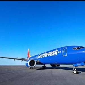 直飞单程低至$39 往返$78起西南航空冬日促销 美国全境范围航线直降