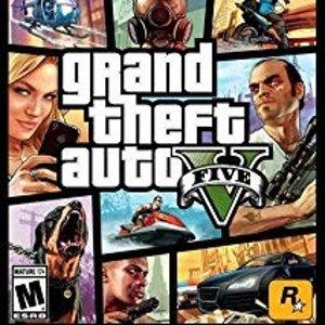 $15 支持中文《GTA V》PS4 / Xbox One 实体版