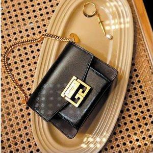 低至3折 GV3包$806 卫衣$298最后一天:Givenchy 复古美包、服饰鞋履清仓 收刘雯同款GV3