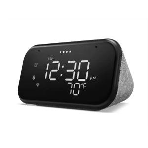 $24.99 可店取Lenovo Smart Clock Essential 智能闹钟
