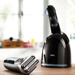$79.94 (原价$139.99)Braun 3系列 3050cc 电动剃须刀 带清洁筒