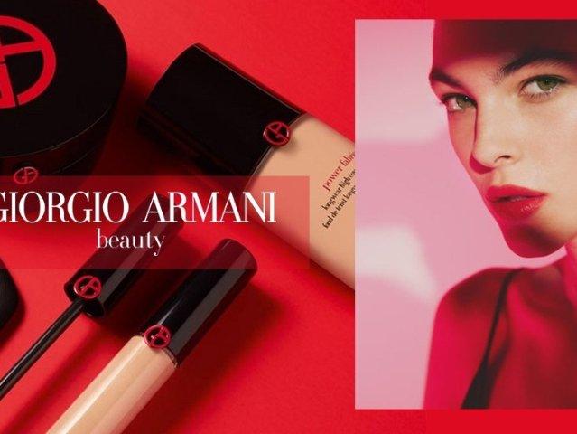 Giorgio Armani 粉底...