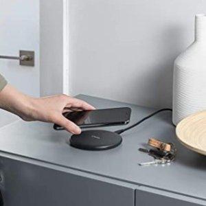 $16.99 (原价$30)Anker 10W 通用无线快速充电板   iPhone充电更快