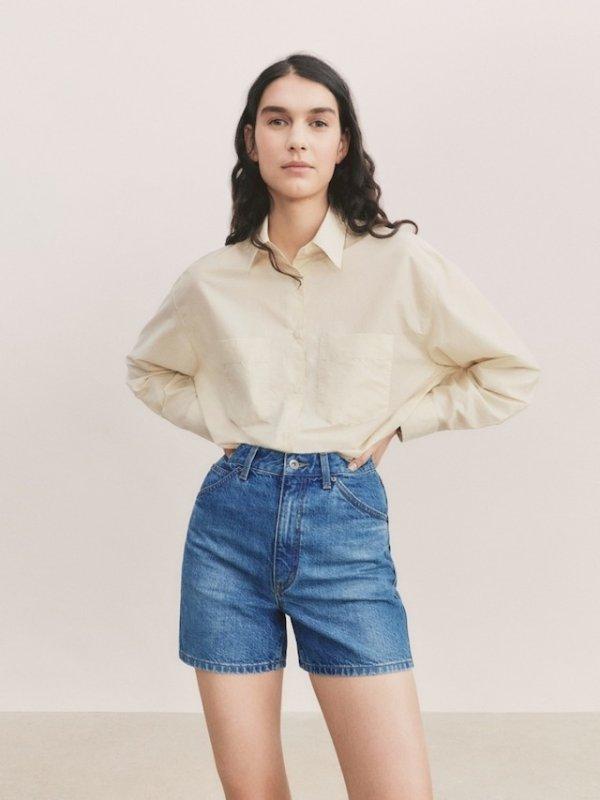 U系列短裤