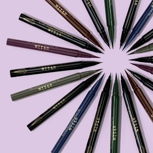 Last Day: Buy 1 Get 1 Free All Eyeliners Sale @ Stila Cosmetics
