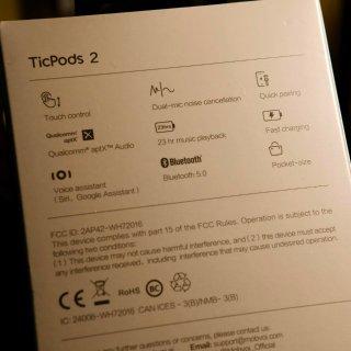 音质有惊喜的真无线,或成又一贫民战斗机?Mobvoi TicPods 2开箱与测评