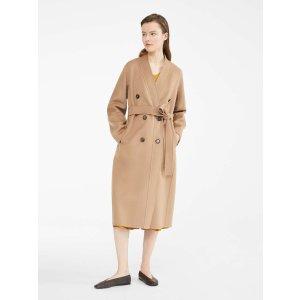 Max MaraWool coat, camel -