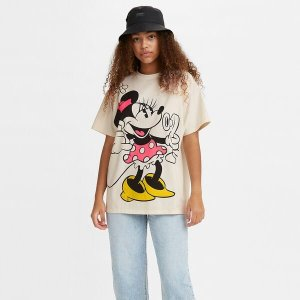 Levi's® x Disney 米妮T恤