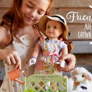 $5.95 Shipping with $100+ Purchase@ American Girl