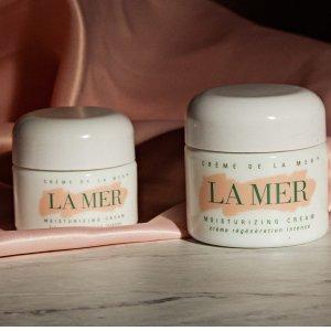 买就送2个面霜中样+免邮补货:LaMer送豪礼!买£20洁面就送!阔别已久!闭眼薅羊毛!