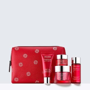 Estee Lauder$125 ValueFor Radiant, Healthy-Looking Skin