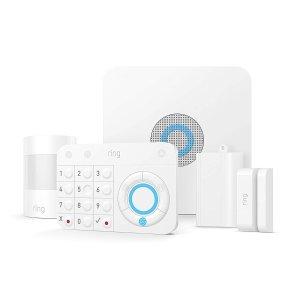 $119 (原价$199)史低价:Ring Alarm 智能安防系统 5件套
