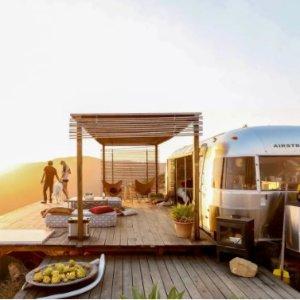 $129起 满足你对文艺浪漫的所有幻想Airbnb 加州 网红露营房车民宿合集