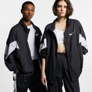 低至4折 收超酷卫衣Nike官网 精选服饰专场 运动女孩又潮又好看