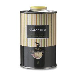 Galantino Garlic Flavored Evoo Extra Virgin Olive Oil