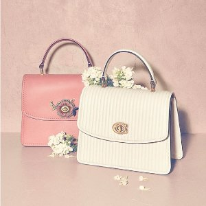Just In!The New Parker Handbags @Coach