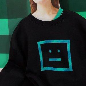 低至4折 $190收笑脸卫衣Acne Studios 服饰热卖  $96收LOGO围巾