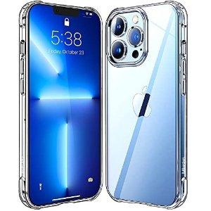 白菜价:Mkeke iPhone 13 Pro Max 透明壳