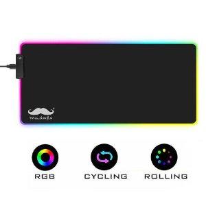 Moustache®RGB鼠标垫