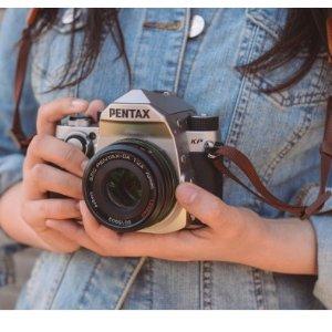 $749.99限今天:宾得 Pentax KP数码单反相机