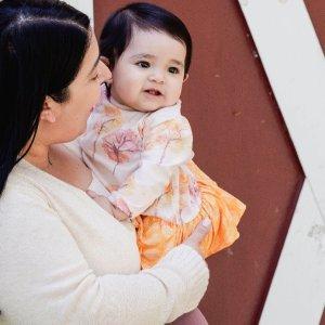 低至2折+额外8折Burts Bees Baby 儿童有机棉服饰促销区特卖
