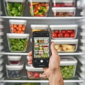 """低至5.9折 锁鲜袋仅$1.3/个Zwilling 真空锁鲜系列 App提醒食物期限 锁住生活的""""新鲜感"""""""