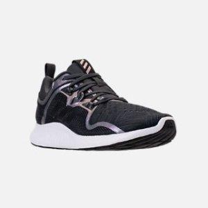 $22.50(原价$99.99)adidas Edge Bounce 女子休闲跑鞋促销