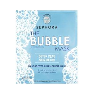 Sephora气泡排毒面膜