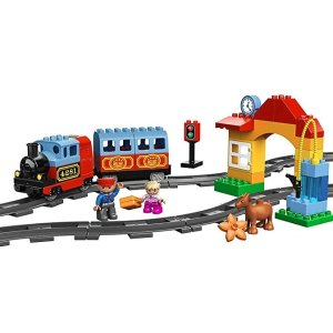 $29LEGO DUPLO My First Train Set 10507 @ Amazon