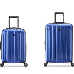 Save up to 45%Luggage from Travelpro, Delsey and Samsonite