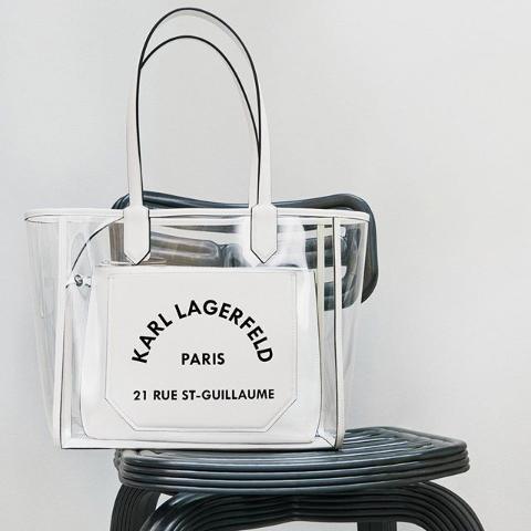 5折起+新人9折 卡通T恤£35Karl Lagerfeld 老佛爷官网夏季大促 收平替大王、巴黎世家等