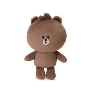 Line Friends布朗熊 可爱系列 6