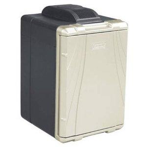 野营好伴侣 $78(原价$97)Coleman 车载便携电冰箱 40夸脱(37.8升)