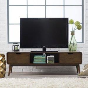 Belham Living Carter Mid-Century Modern TV Stand